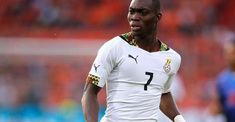 Christian Atsu laps up Ghana's AFCON qualification and delighted to score