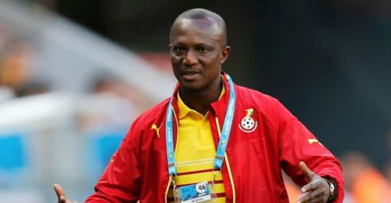 Black Stars start life without Kwesi Appiah in AFCON qualifiers