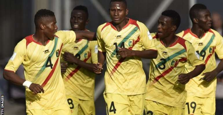 U20 World Cup: Africa's four teams all advance to knockout round