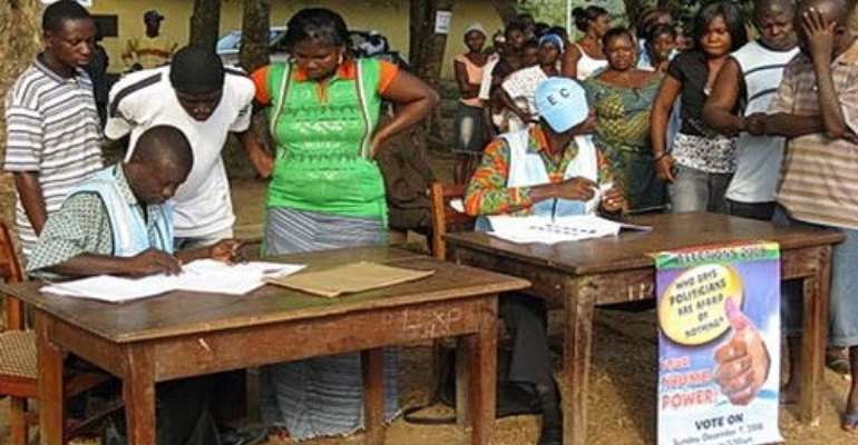 NPP requests international audit of new voters' register