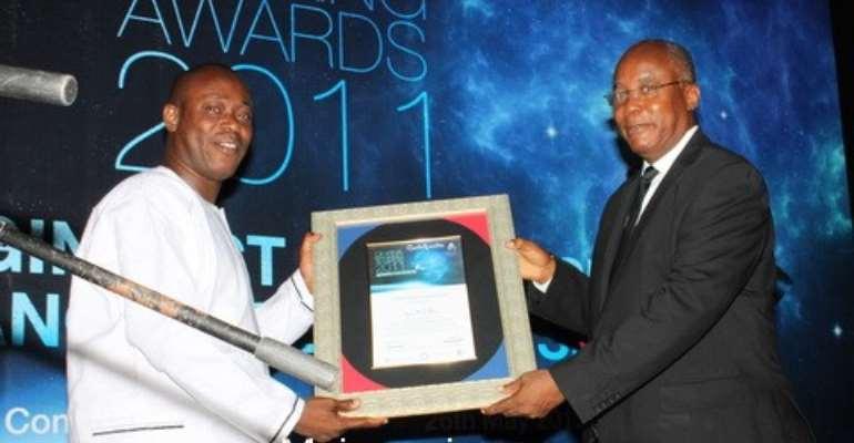 Ghana Banking Awards 2011 underway