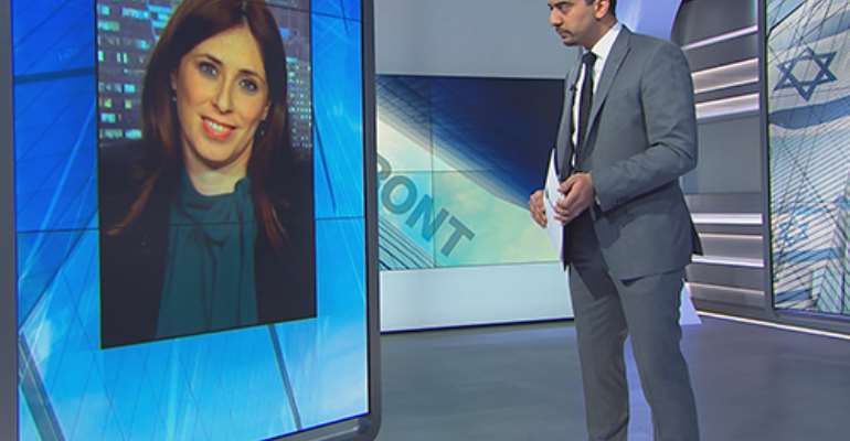 Tzipi Hotovely, Israel's Deputy Minister For Foreign Affairs, Speaks With Al Jazeera English