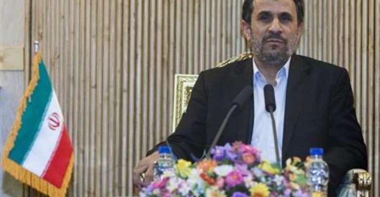Iran sends rare letter to U.S. over killed scientist