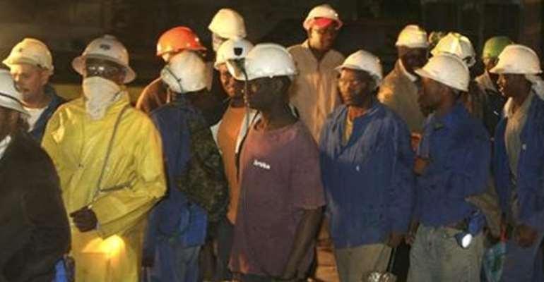 Job-cut fears hit miners