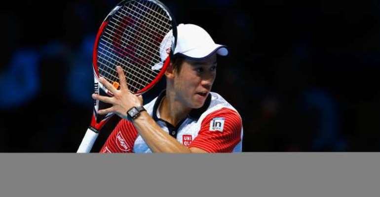 Kei Nishikori targeting grand slam success in 2015