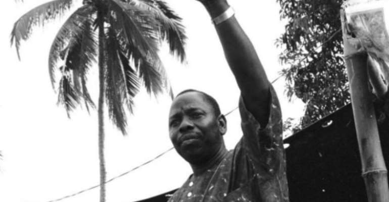 Ogoni Remembers Ken Saro Wiwa's Murder 25 Years Later And Renews Demand For Autonomy