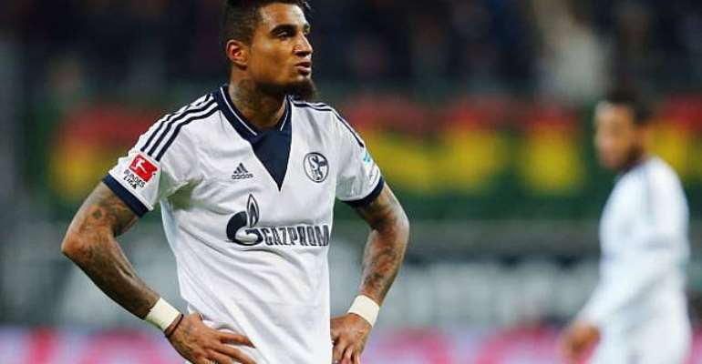Kevin-Prince Boateng has been attacked by former German star