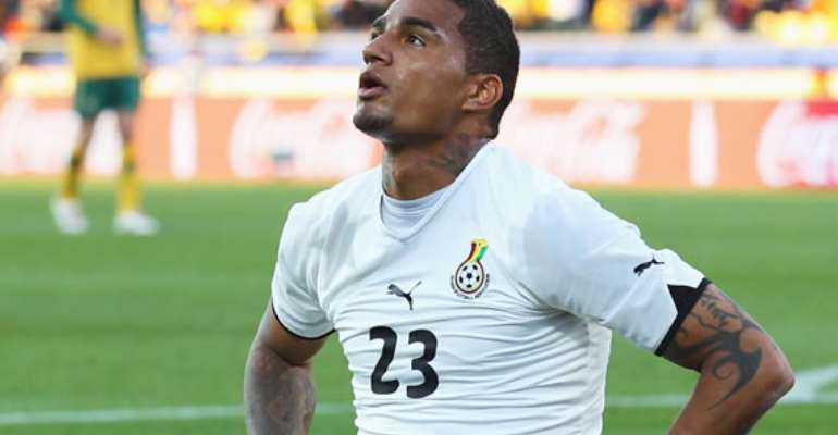 Kevin-Prince Boateng will be ready to face Zambia