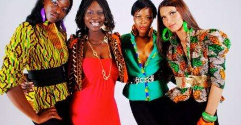 KNAF Couture makes impressive entry into the world fashion