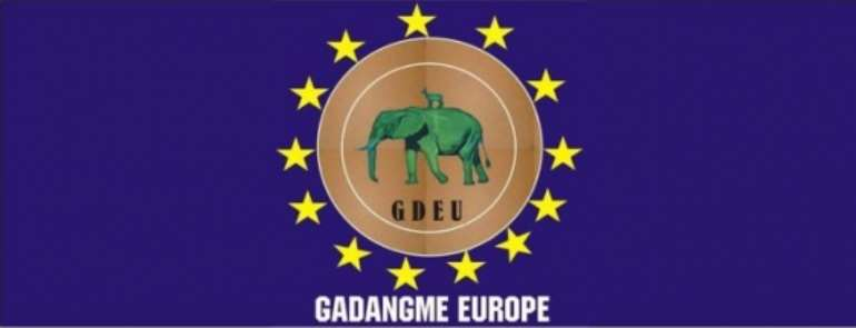 STATEMENT BY GADANGME EUROPE