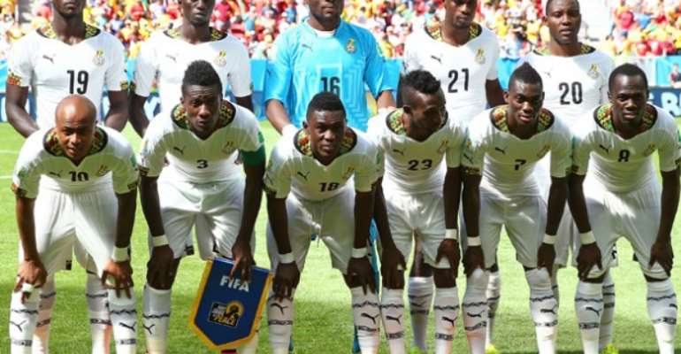 Ghana Maintain Position…In FIFA Ranking