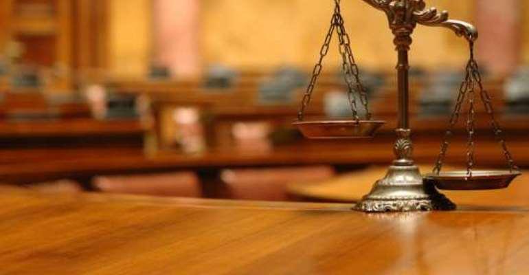 Friends in court over murder