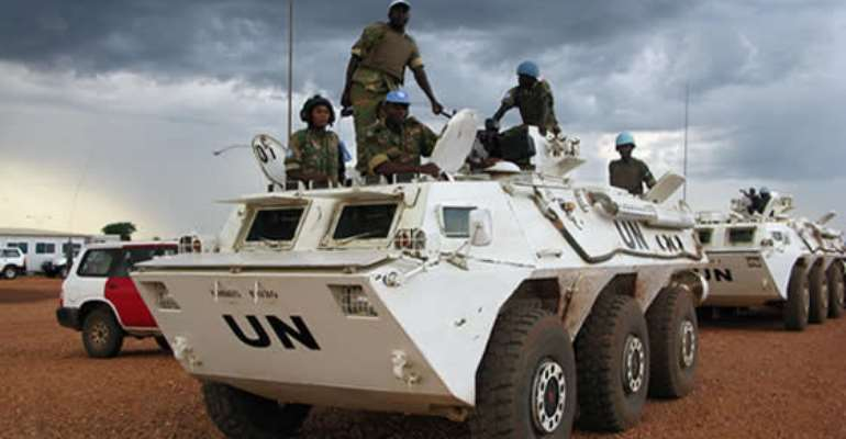 UN peacekeepers' international day launched