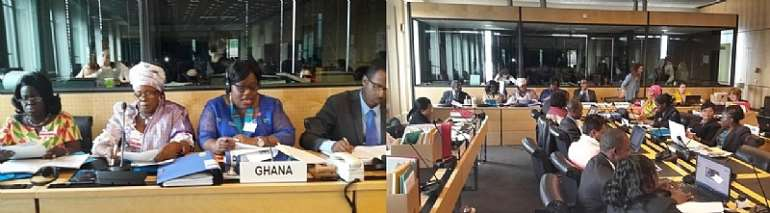 Ghana reaffirms commitment to improve child rights