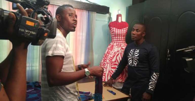 Joyce Ababio, Elike Designs, Abi Creations, House of Eccentric et al bare it all on 'Fashion Guru' on Joy Prime