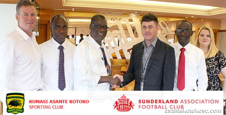 Kotoko will host Sunderland in October