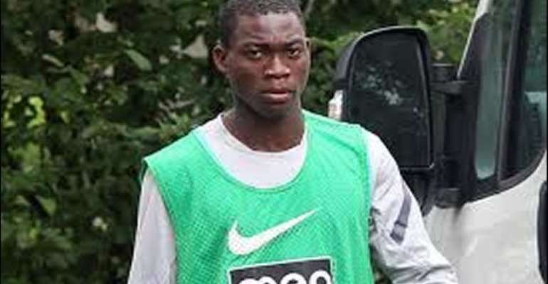 Chelsea sign Ghanaian international winger Christian Atsu