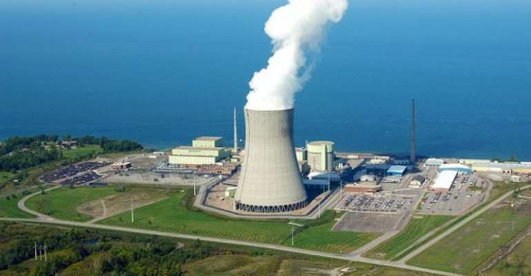 Russia's Rosatom And Ghana's Power Ministry Sign Nuclear Agreement