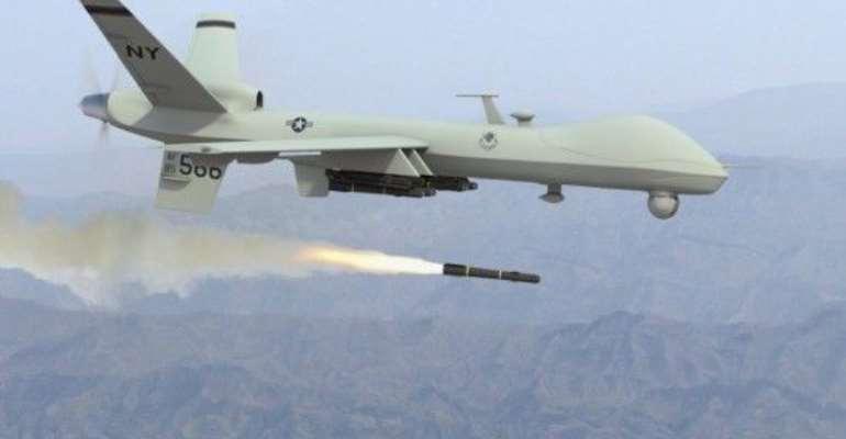 Beware Drones In West African Skies