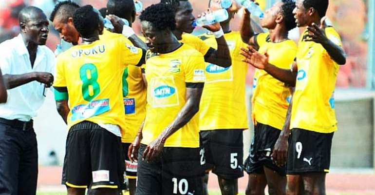 Asante Kotoko – From grace to grass in Africa