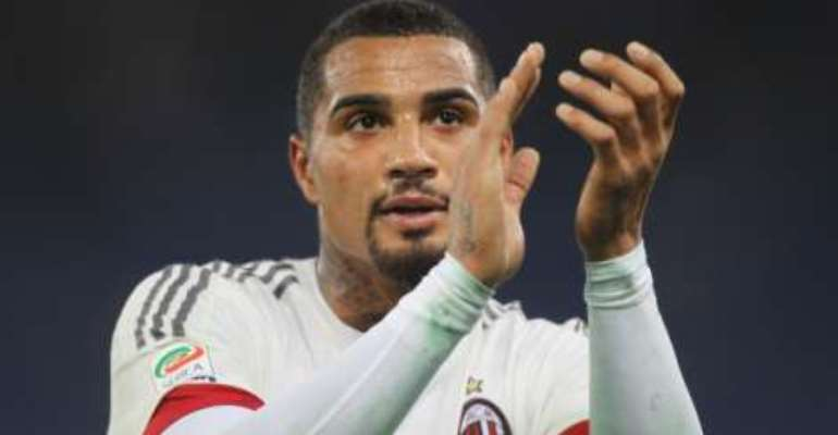 Kevin-Prince Boateng: AC Milan star nearly retired after Schalke trouble