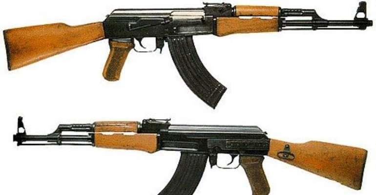 Alavanyo: Gunmen shoot and kill woman in her 70s