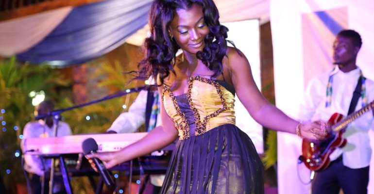 Meet Lucya: Africa's True Performer From Ghana