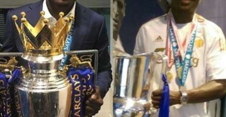 Daniel Amartey: Ghanaian player wins two league titles in one season