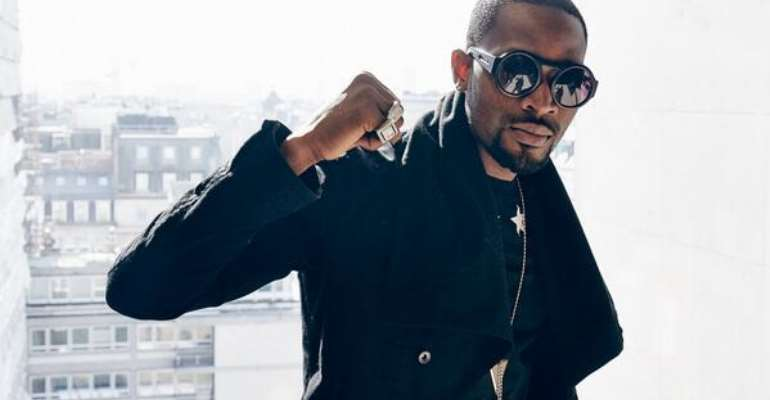 D'Banj, Agric Minister Tackle 'Agriculture With Swags'