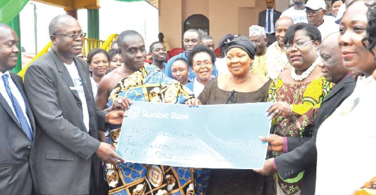 Kumasi fire victims to receive financial support