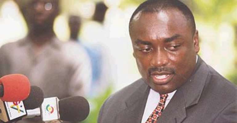 Kwabena Adjepong says Ghanaians need jobs