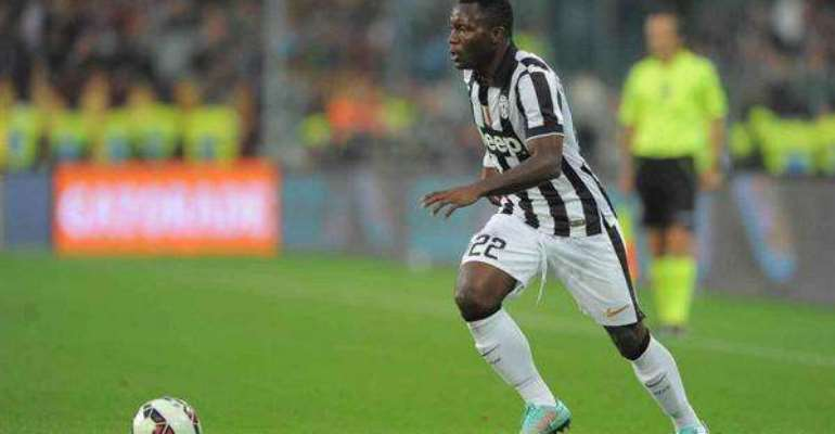 Juve wins: Kwadwo Asamoah plays first football game in 2015