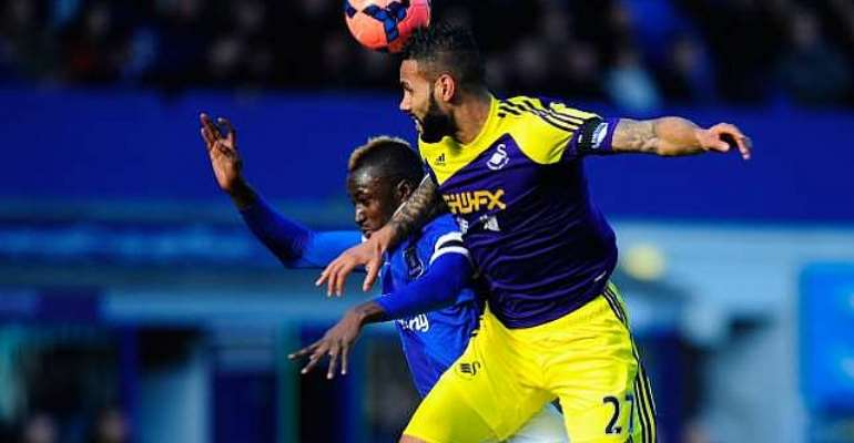 Defender Kyle Bartley commits to Swansea City