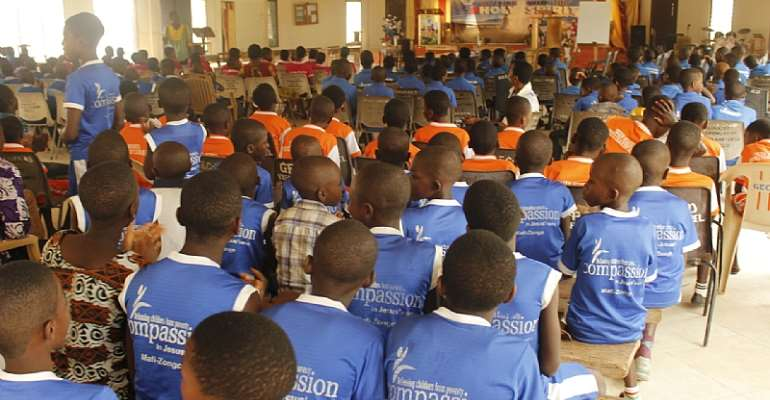 A Speech By Anthony Kwaku Amoah (ges Pro)