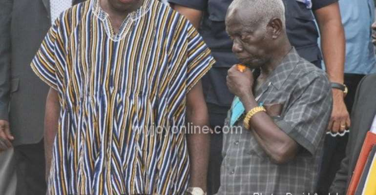 Afari-Gyan talks about his peer pressure-induced smoking and his stolen tilapia