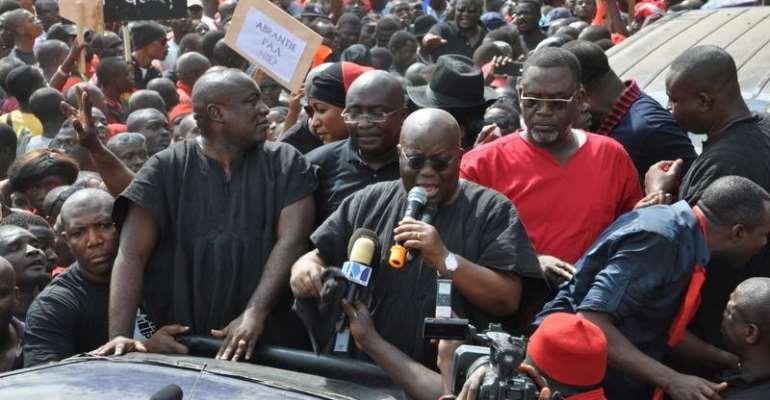 """Nana Akufo-Addo Will Be A Terrible President"""