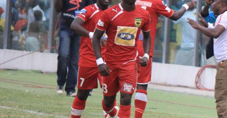 Asante Kotoko bluntly tell Dreams FC striker Dauda Mohammed is not for sale