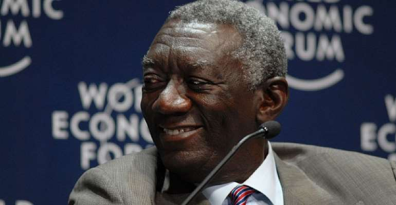 So, ex-President Kufuor is now a murderer?