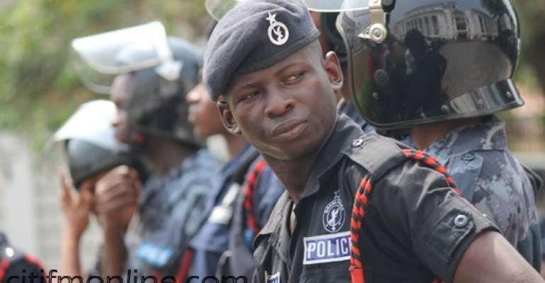 We'll Deal With Criminals This X'mas – Police
