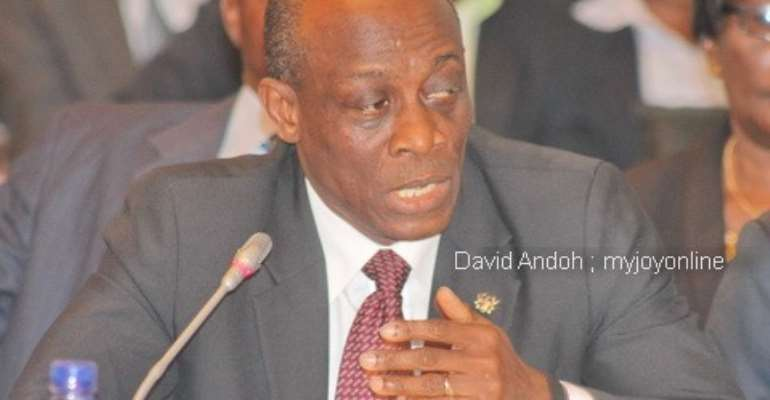 Fiscal measures won't yield positive results now - Seth Terkper