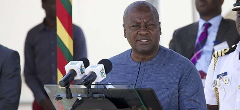 Mahama's Incompetence, Cheap Talk, And Gimmick In  His Leadership