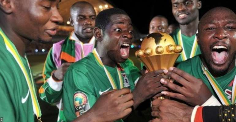 Zambia captain Katongo, Chamanga out of Senegal tie