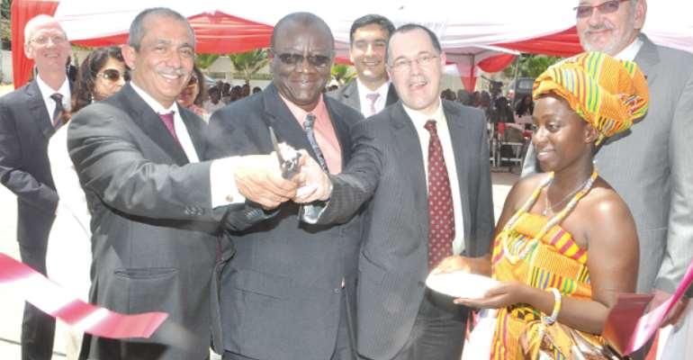 Lancaster University inaugurates campus in Accra