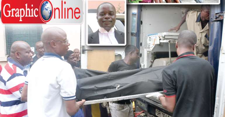 Prominent lawyer commits Suicide in his office
