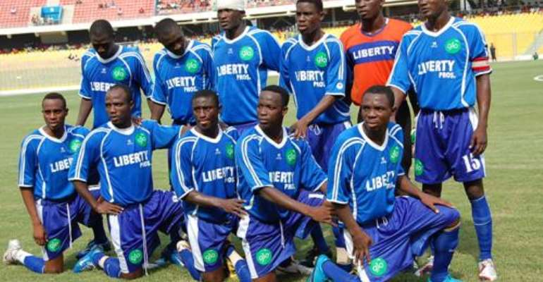 Liberty to return to Dansoman for second round of Ghana League
