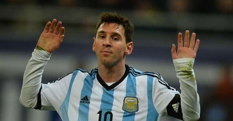 Argentina's Lionel Messi dreaming of meeting Brazil in FIFA World Cup final