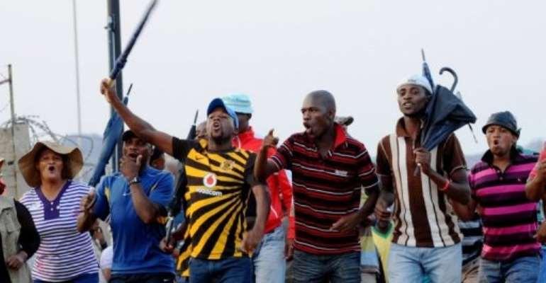 Organised Labour declares nationwide strike