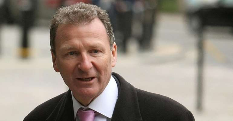 Lord Gus O'Donnell. former United Kingdom Cabinet Secretary and Head of the British Civil Service