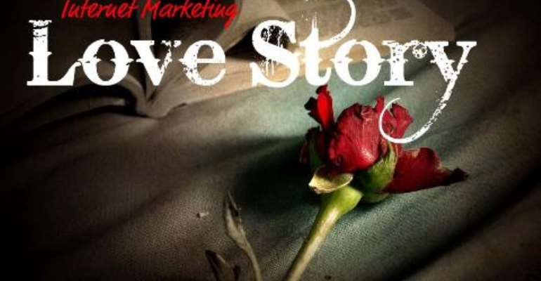 Love Story - Words of a bleeding heart