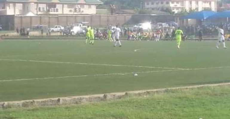 Ghana Football: Lower Division football has developed, the MTN FA Cup is a testimony